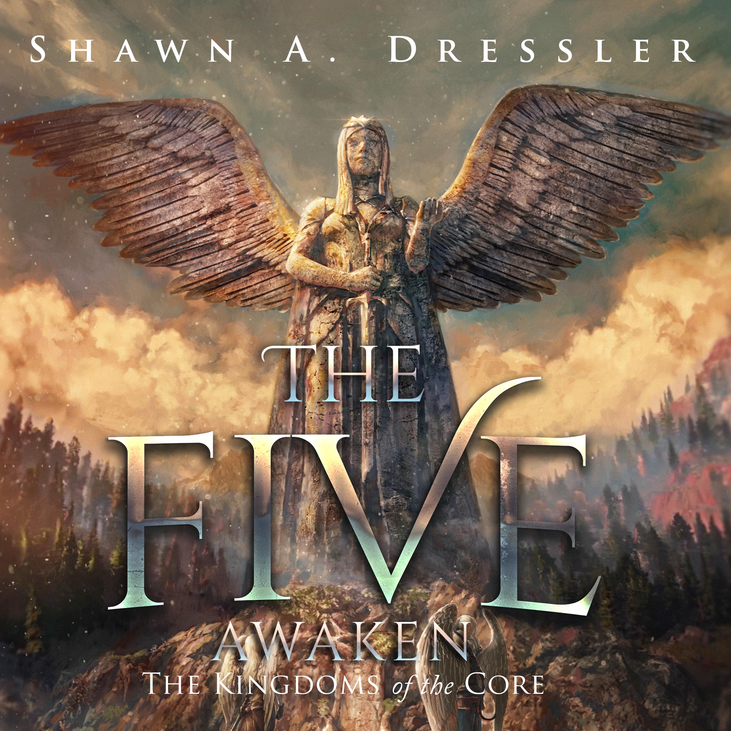 Shawn A. Dressler – Author